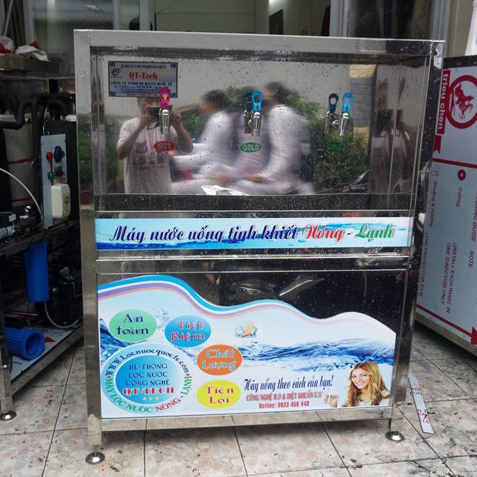 Máy nước uống nóng lạnh 3 vòi công nghiệp