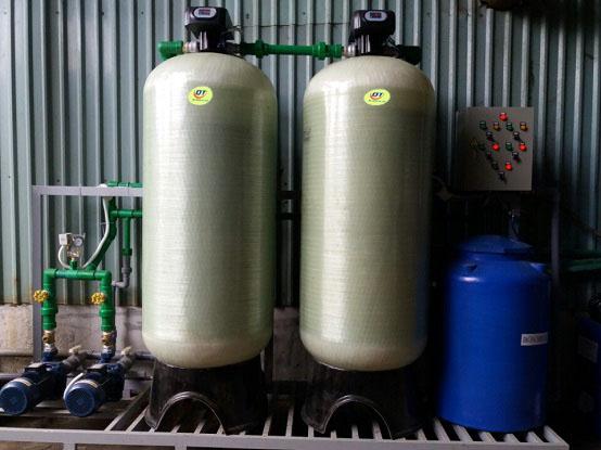 hệ thống làm mềm nước cứng công suất 5m3