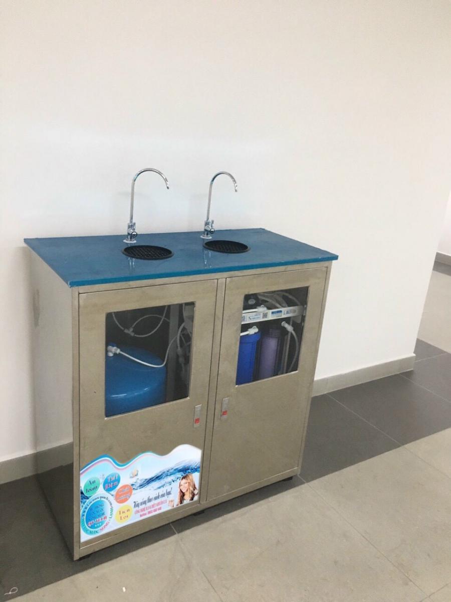 Máy lọc nước tinh khiết RO 2 vòi