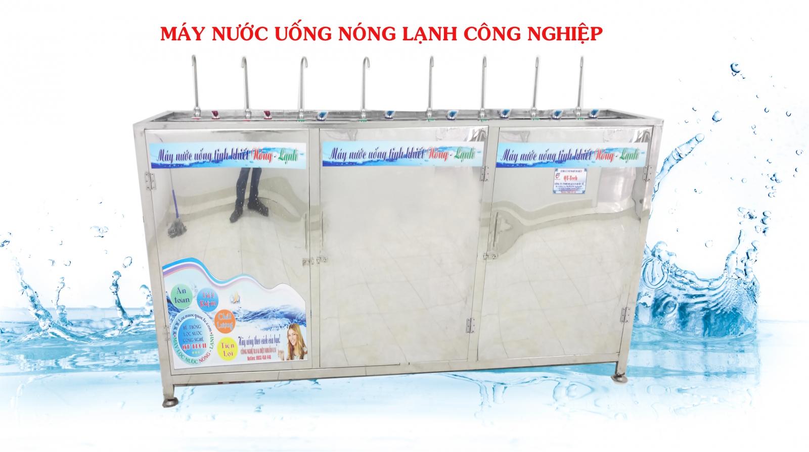 máy nước uống nóng lạnh công nghiệp
