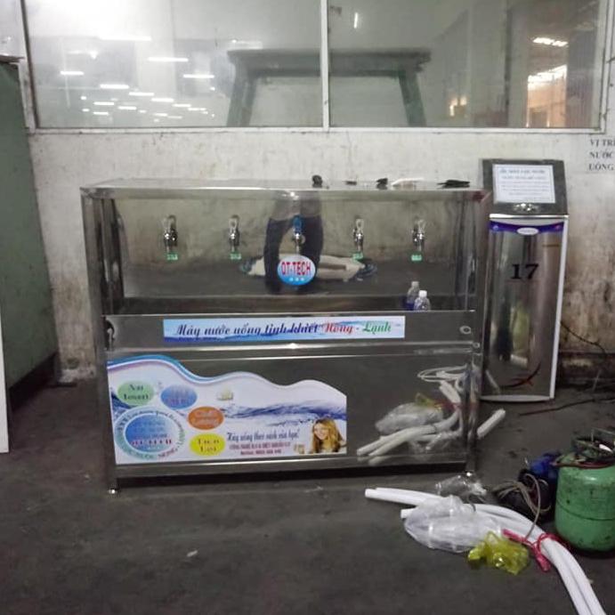 Máy nước uống nóng lạnh 5 vòi