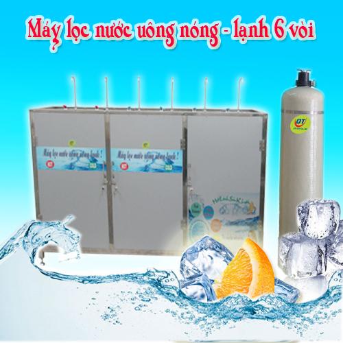 Máy lọc nước uống nóng lạnh
