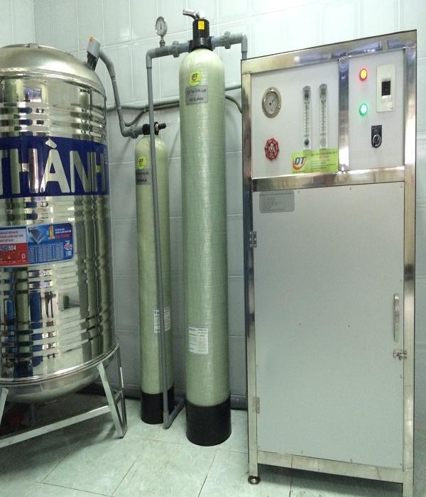 Hệ thống lọc nước uống cho trường học