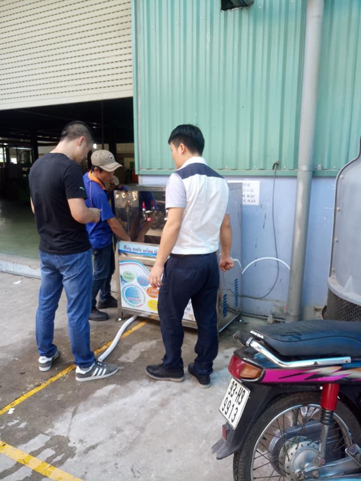 Máy nước uống nóng lạnh 03 vòi công suất lớn