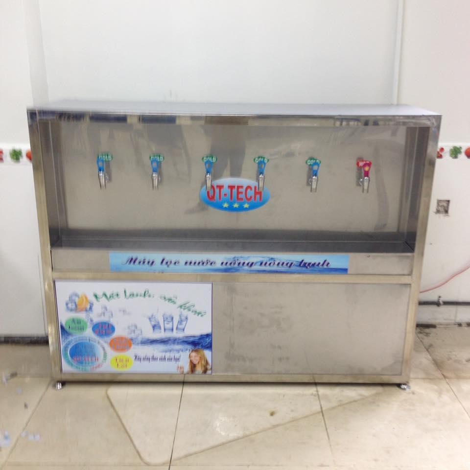 Máy lọc nước uống nóng lạnh công nghiệp