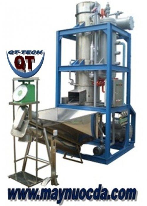 Máy sản xuất nước đá viên tinh khiết công suất 30 tấn/ngày
