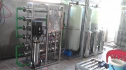 Hệ thống xử lý nước tinh khiết R.O cho máy nước đá
