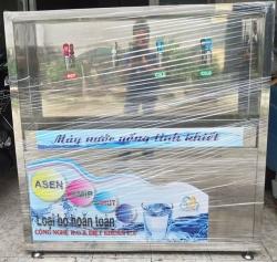 Máy lọc nước uống nóng lạnh 4 vòi cao cấp