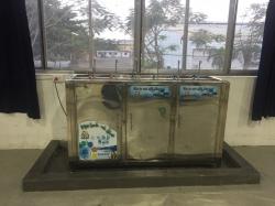 Máy lọc nước uống nóng lạnh 6 vòi