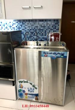 Máy nước uống nóng lạnh 4 vòi dân dụng
