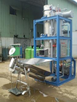 Máy sản xuất đá viên tinh khiết công suất 5 tấn/ngày