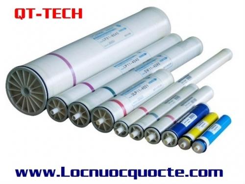 Vỏ cột lọc composite